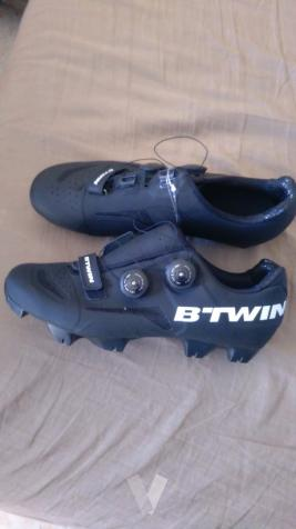 Zapatillas de ciclismo btwin 700 aerofit