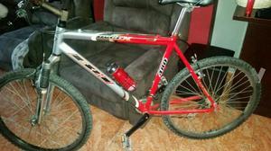 bicicleta BH OVER X 480 aluminio