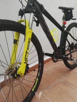 bicicleta BH Spike 29