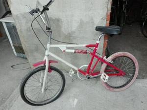 bicicleta BMX Derbi rabasa