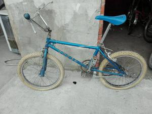 bicicleta Orbea BMX años 80