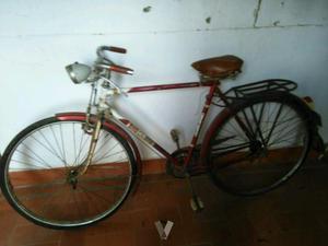 bicicleta antigua modelo super cil para restaurar