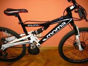 bicicleta de montaña Moma Equino x