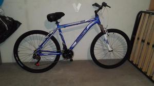 bicicleta de montaña sin estrenar