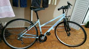 bicicleta de paseo perfecta comodisima