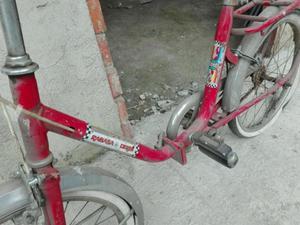 bicicleta derbi rabasa infantil