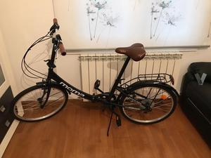 bicicleta desmontable Moma