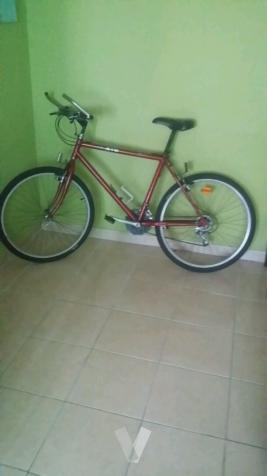 bicicleta en buen estado sus lusos candado
