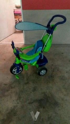 bicicleta en bun estado marca juguettos
