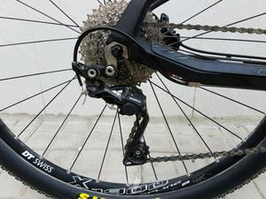 bicicleta orbea oiz m con mejoras