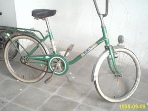 bicileta de paseo