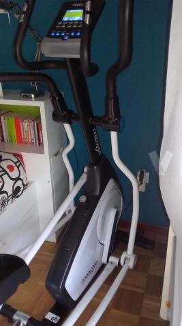 bicileta eliptica plegable