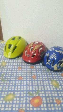 casco de bicicletas de niños perfecto