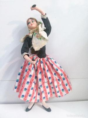 muñeca de alambre