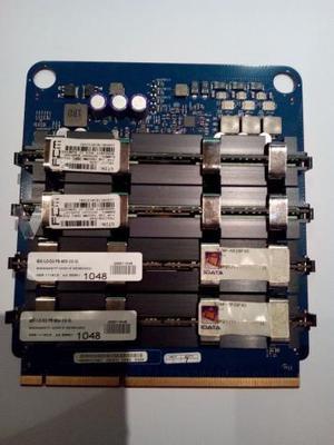 Accesorios y componentes de Mac