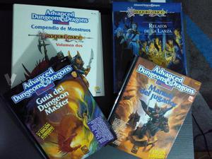 Advanced Dungeons And Dragons 2ª edicion