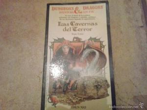 Advanced Dungeons And Dragons nº 1 Las cavernas del terror.