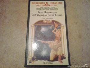 Advanced Dungeons And Dragons nº13 Los guerreros del templo