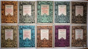 COLECCIÓN 10 LIBROS MONOGRAFÍAS HISTÓRICAS DE BARCELONA