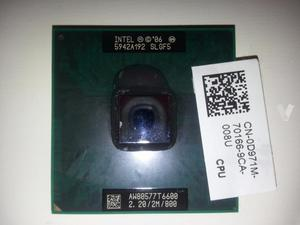 CPU Intel Core 2 Duo Processor T