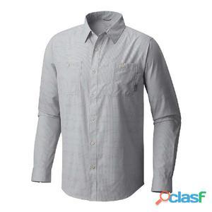 Camisas Mountain-hard-wear Air Tech Ac Stripe L/s Shirt