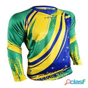 Camisetas de portero Rinat Flags Junior