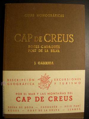 Cap de Creus.Editorial Alpina..