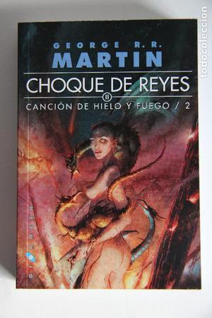 Choque de Reyes (Canción de Hielo y Fuego) - Ed. Bolsillo 2