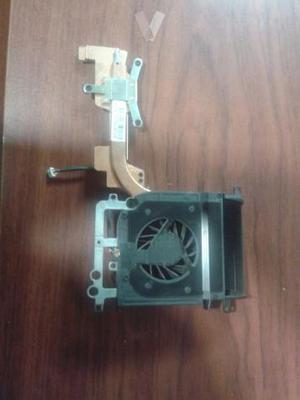 Disipador/ventilador para procesador portátil