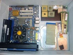 Elementos de PC y portátil