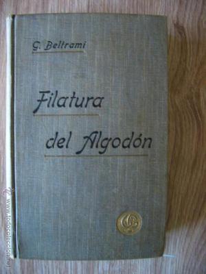 Filatura del Algodon.