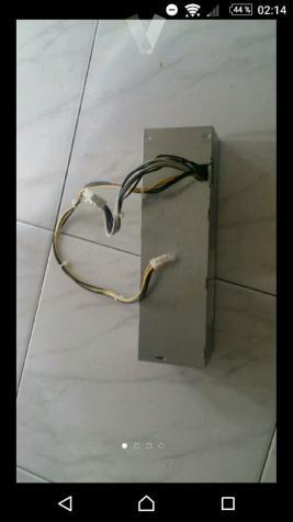 Fuente de alimentación Dell optiplex
