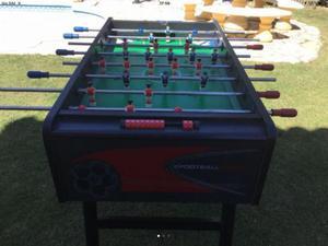 Compro mu ecos futbolin delgado posot class for Futbolin madera bar