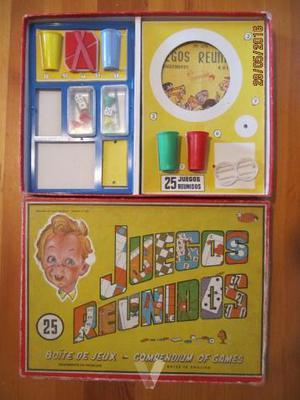 Manual De Instrucciones Juegos Reunidos Geyper Posot Class
