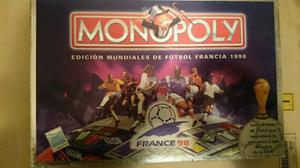 JUEGO MONOPOLY FRANCIA