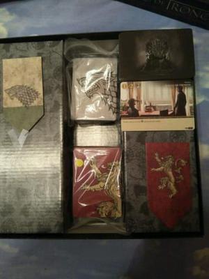 Juego de cartas de rol Game of Thrones