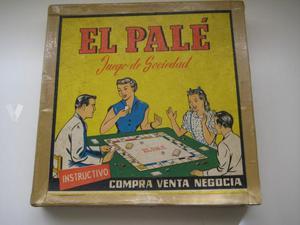 Juego de mesa Palé 30 - NEGOCIABLE