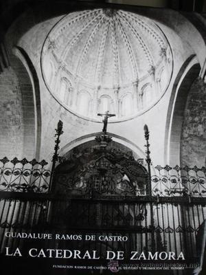 LA CATEDRAL DE ZAMORA,ZAMORA,GUADALUPE RAMOS DE CASTRO