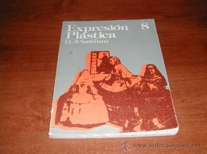 LIBRO DE TEXTO EXPRESIÓN PLÁSTICA 8º EGB EDITORIAL