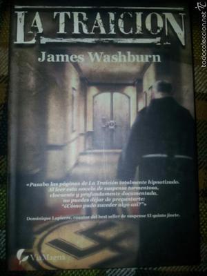 La Traición, de James Washburn