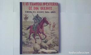 Las famosas historias de Don Quijote