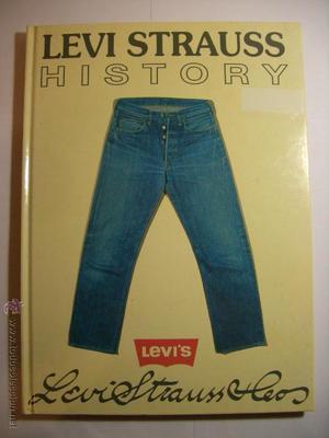 Levi Strauss.History.