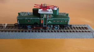 Locomotora Roco HO