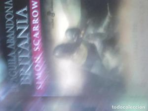 Lote 9 libros de la serie de Simon Scarrow: Cato