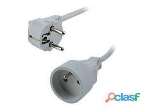 MCL Samar cable alargador de alimentación - 10 m