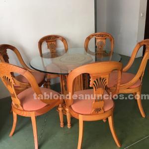 Muebles salón completo