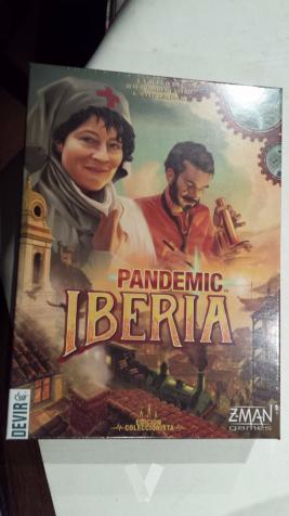Pandemic Iberia Nuevo Juego de Mesa