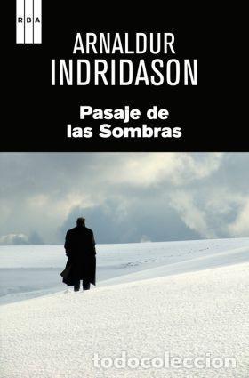 Pasaje de las sombras - Arnaldur Indridason