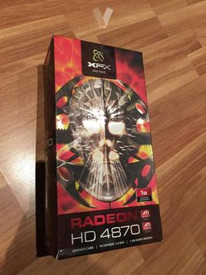 Radeon HD GB GDDR5 (Tarjeta Gráfica)