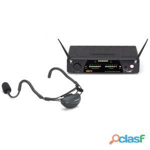 Samson Sistema Inalámbrico Micrófono AH1/QE CH.N5